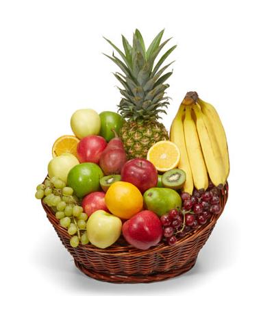 Flower Fruit Arrangements Online Order to Cebu Philippines